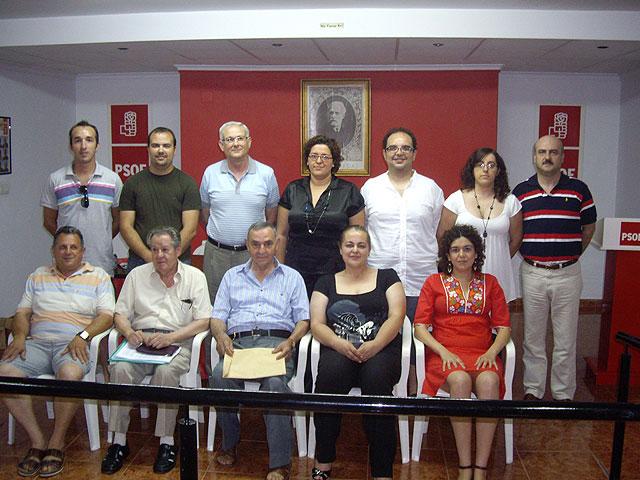 Eva María Abad lidera una nueva Comisión Ejecutiva Local que conjuga experiencia y juventud - 2, Foto 2