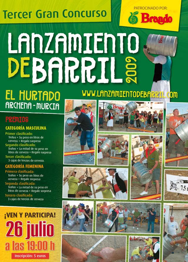 Tercer gran Concurso de Lanzamiento de Barril de Cerveza - 1, Foto 1