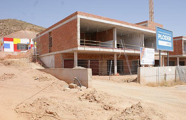 Comienzan las obras de construcción de los accesos al nuevo Colegio Público Sagrado Corazón con una inversión de 556.578 euros - 1, Foto 1