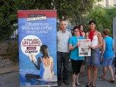 Campaña de animación a la lectura organizado por La Opinión y las Concejalías de Cultura y Comercio
