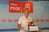 Los socialistas proponen que se solucione urgentemente el problema del agua en la zona de La Huerta
