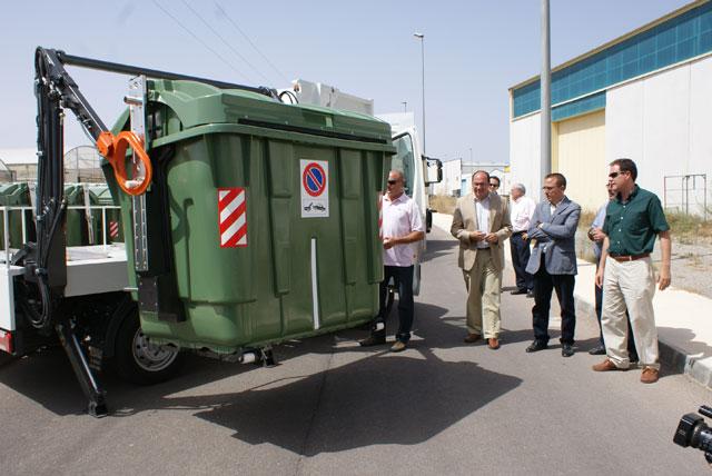 Puerto Lumbreras renueva y amplía los medios para la limpieza urbana - 2, Foto 2