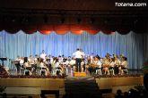 """El """"XII Festival de Bandas de Música"""" contó con la actuación de dos agrupaciones musicales de Totana y El Paretón"""