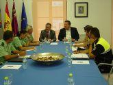 González Tovar anuncia una inversión de 58.000€ para mejorar el Cuartel de la Guardia Civil de La Unión
