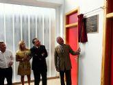 Inauguradas las obras de ampliación del Parque de Bomberos del Consorcio Regional en Molina de Segura