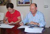 El Ayuntamiento firma un convenio con la Asociaci�n Española Contra el C�ncer