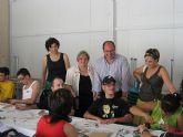 Jóvenes con y sin discapacidad física conviven en un campamento en Puerto Lumbreras