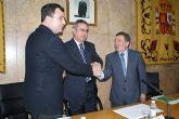 Adif y la Regi�n de Murcia firman un convenio de colaboraci�n para la supresi�n de 28 pasos a nivel