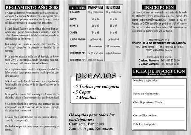 Abierto el plazo de inscripción en la 'XVI Carrera contra la Droga', Foto 3