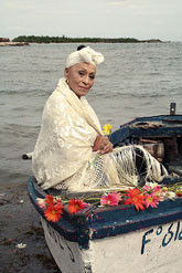 """La gran dama de la canción cubana, Omara Portuondo, conocida como """"la novia del felin"""" cierra el XII Festival de Jazz de San Javier"""