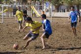 Inscr�bete en el torneo de 'F�tbol Playa 24 horas'