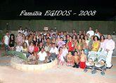 La familia Egidos volverá a reunirse en Las Torres de Cotillas en una cena multitudinaria