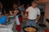 Churros y chocolate en La Loma para dar la bienvenida a San Joaquín