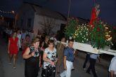 Los vecinos de La Loma torreña despiden sus fiestas en honor a San Joaquín