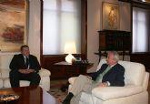 Valcárcel exigirá a la ministra Espinosa la regeneración de Portmán