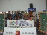 Victor Manuel Castillo y Daniel Sánchez ganan la tercera jornada del I Campeonato Regional de Futbolín