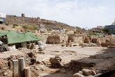 Los restos arqueológicos del Molinete podrán visitarse a finales del próximo año