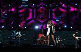 35.000 espectadores llenan el concierto de la MTV en la Cuesta del Batel