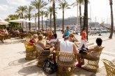 Cruz analiza el futuro turístico y cultural de Cartagena con la alcaldesa y un grupo de empresarios de la Comarca