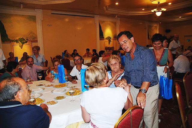 El Balneario de Archena acoge a 123 turistas senior de la Región durante seis días - 1, Foto 1