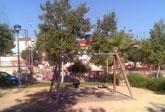 El PSOE exige al PP más juegos infantiles y una mejora urgente del parque de Montegrande, en Torreagüera