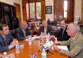 La Universidad de Murcia y el Instituto de Censores Jurados de Cuentas firman un acuerdo de colaboración