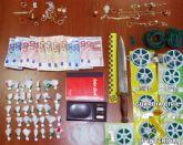 La Guardia Civil desmantela dos puntos de distribuci�n de sustancias estupefacientes