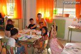 Más de 190 niños de entre 3 y 12 años han participado en las escuelas de verano que se han impartido en tres centros educativos