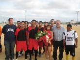 Arranca el I Campeonato Entreculturas de Fútbol 7 de La Aljorra