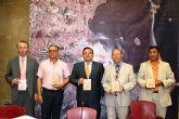 Cinco municipios podr�n basar su planeamiento urban�stico en la cartograf�a oficial elaborada por la Consejer�a de Obras P�blicas