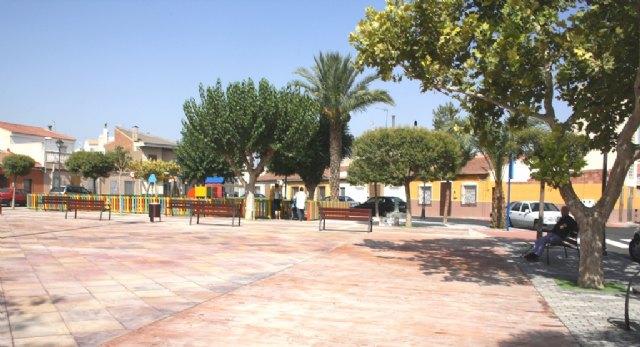 Finalizan las obras de remodelación del Jardín de la Providencia en Archena - 2, Foto 2