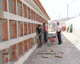 El Ayuntamiento inicia las obras de mejora y ampliación del Cementerio Municipal San Damián
