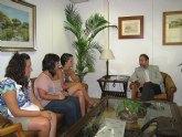 Cuatro alumnas del IES Francisco de Goya de Molina de Segura irán al Certamen Nacional de Jóvenes Investigadores