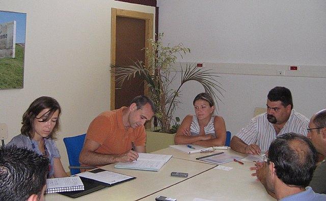 El Ayuntamiento y el Instituto de Fomento analizan las oportunidades de negocio en Puerto Lumbreras - 1, Foto 1
