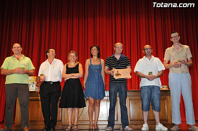 """The Bar Restaurant """"Plaza"""" is done with the top prize for the best representative of the cuisine of Totana, Foto 1"""