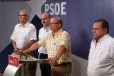 """El PSOE de Archena denuncia """"la nefasta gestión económica"""" del alcalde popular Manuel Marcos Sánchez"""