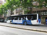 Cambios en los horarios de los autobuses urbanos en agosto