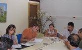 El Ayuntamiento y el Instituto de Fomento analizan las oportunidades de negocio en Puerto Lumbreras