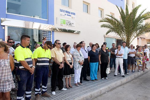 La alcaldesa muestra la solidaridad de Cartagena a la Guardia Civil - 2, Foto 2