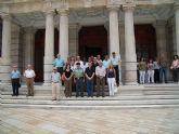 La alcaldesa muestra la solidaridad de Cartagena a la Guardia Civil