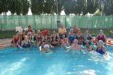Puerto Lumbreras incrementa el número de usuarios en las piscinas municipales con más de 8.000 bañistas durante el mes de julio