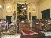Con la celebración de un 'pequeño' pleno se han clausurado las ludotecas de verano 2009