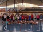 Se inaugura el I Campamento de Verano del Ayuntamiento de Archena: Campus de Baloncesto.