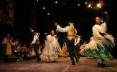 Más de 1.000 personas asistieron a la XXII Edición del Festival Nacional de Folklore celebrado en Puerto Lumbreras
