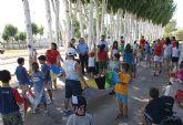 Más de 50 niños participan en la Escuela de Verano de Puerto Lumbreras