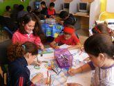 M�s de 350 niños y j�venes de Totana participan en el proyecto de dinamizaci�n social de barrios