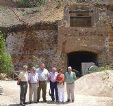 El Subdirector General Adjunto de Minas visita las obras de la Mina Pablo y Virginia