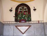 """La Comunidad Aut�noma concede una subvenci�n de m�s de 10.000 euros para llevar a cabo la restauraci�n del templete """"Santo Cristo"""""""