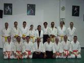 Finalizan las clases del Club Aikido de la Regi�n de Murcia con la celebraci�n de los ex�menes de cinto amarillo y naranja