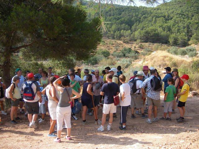 VIII Marcha Senderista Gebas – Camping de El Berro, Foto 1